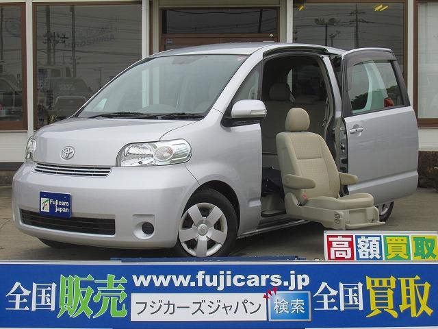 トヨタ 福祉車輌ウェルキャブ車助手席リフトアップシート車Bタイプ