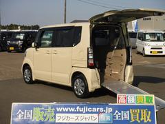 N BOX+福祉車両アルマス G 車いす仕様車 電動ウインチ 車椅子1基