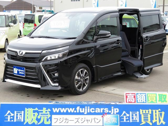 トヨタ ZSウェルCサイドLIFTUPチルトシート車 10インチナビ