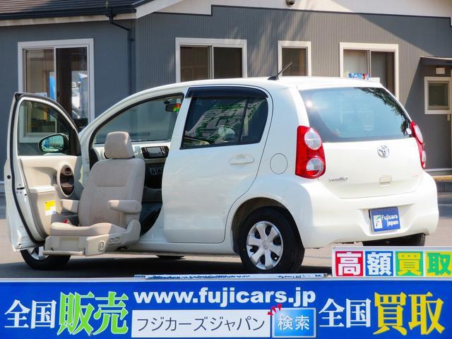 トヨタ 福祉車両 1.0Xウェルキャブ助手席リフトAタイプ 純正ナビ