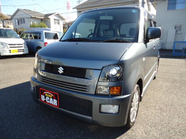 スズキ RR-DI ターボ アルミ エアロ