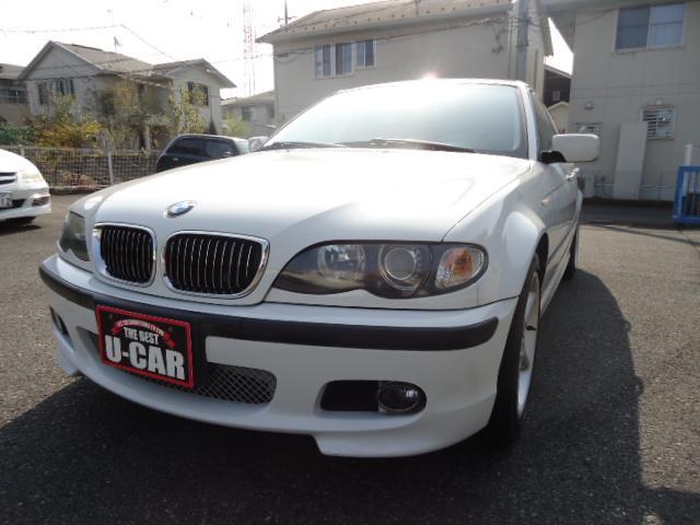 BMW 330i Mスポーツ 6SMG サンルーフ キセノンライト