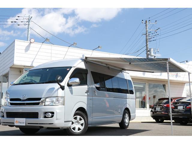 トヨタ タコス製 4B  冷蔵庫シンク オーニング 新品FFヒーター