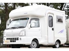 スクラムトラックAZ−MAX ラクーンII 4WD FFヒータ インバーター