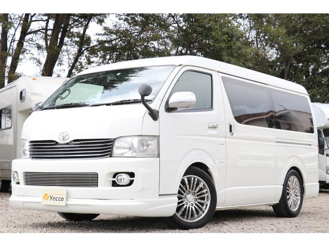トヨタ アルフレックスクライムジャンパー 事務室登録車 ベットKIT