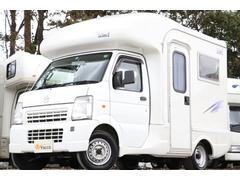 スクラムトラックAZ−MAX ラクーンII 4WD ワイドタイヤ FFヒータ