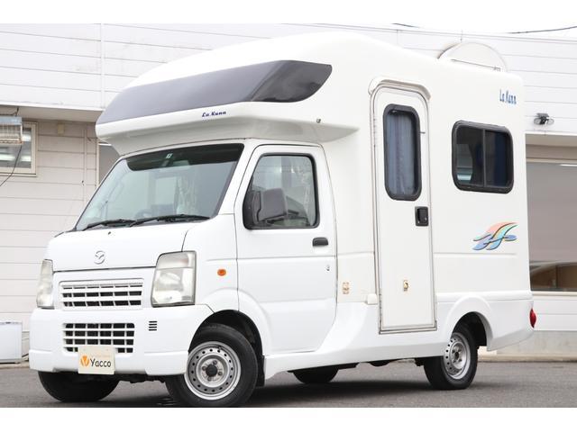 マツダ AZ-MAX ラクーン 5MT 4WD FF MAXFAN