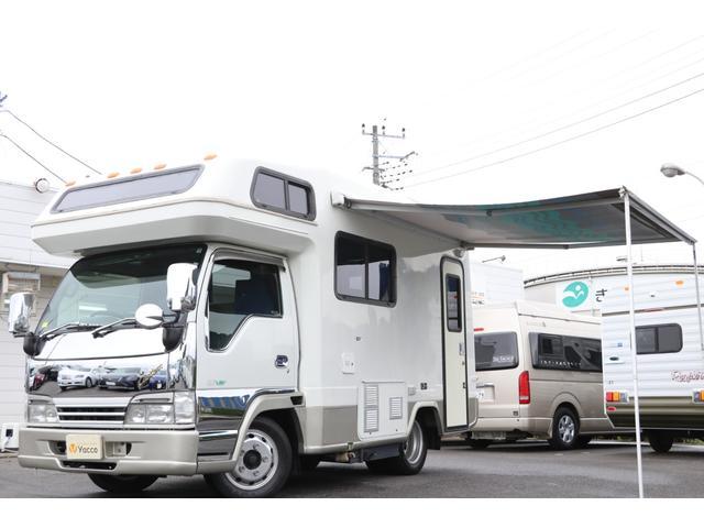 いすゞ エルフトラック ヨコハマモーターセールス製 オックス 4.6D NOX適合
