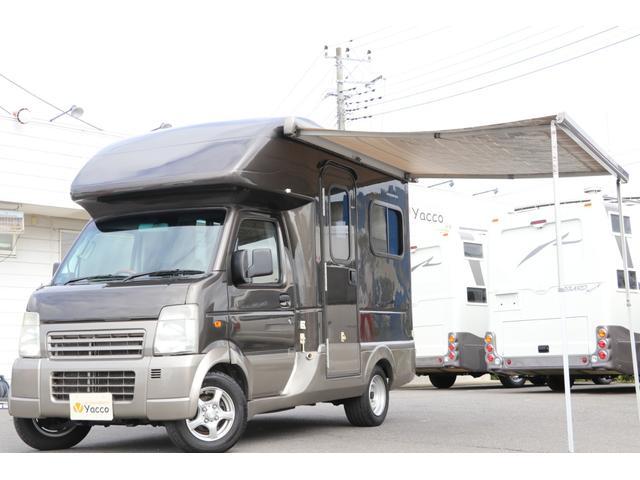 スズキ キャリイトラック AZ-MAX ラクーン 5MT 4WD FFヒータ ソーラー