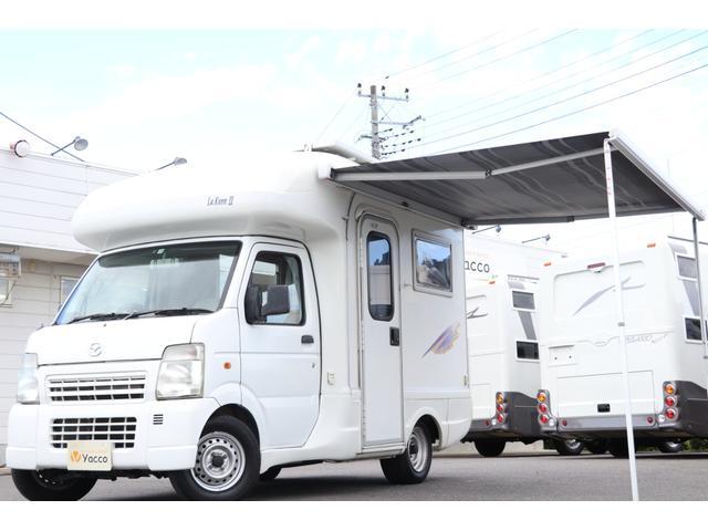 マツダ スクラムトラック AZ-MAX ラクーンII 2サブ FFヒータ MAXFAN