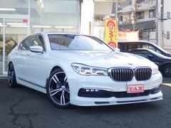 BMW740iプラスパッケージ アルピナスポイラー Mスポ20AW