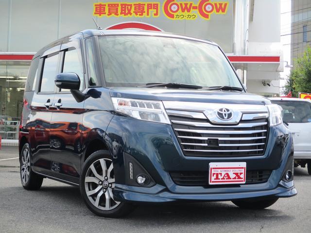 トヨタ カスタムG-T ワンオーナー 禁煙車 純正ナビ