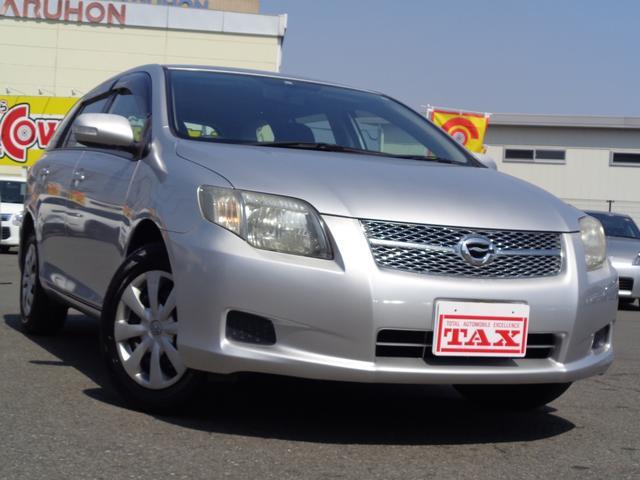 トヨタ カローラフィールダー 1.5X ワンオーナー キーレス CD 保証書 取扱説明書