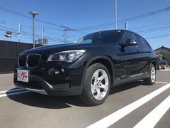 BMW X1スマートキー Pスタート 17インチAW 純正ナビ Bカメラ