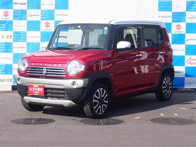 スズキ JスタイルII スズキセーフティーサポートサポート ステアリングリモコン 純正オーディオ Bluetooth HIDライト プッシュスタート 運転席助手席シートヒーター