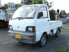 ミニキャブトラック660TD 三方開 4WD