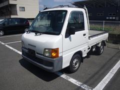 サンバートラックサンバー 4WD マニュアル5速