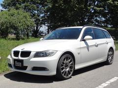 BMW320iツーリング BBS19インチ ETC  ナビ
