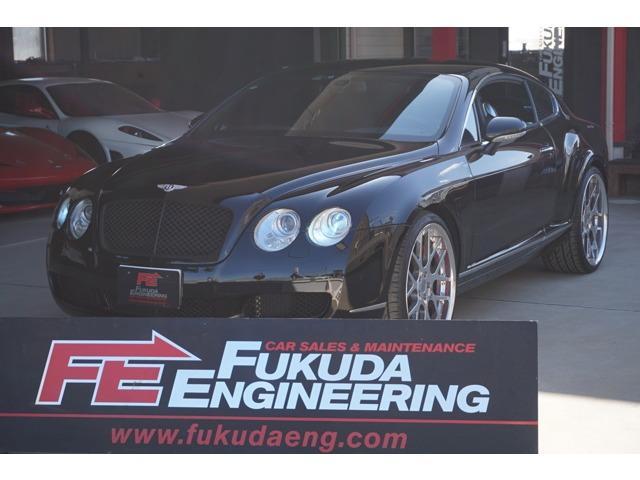 ベントレー GT 4WD