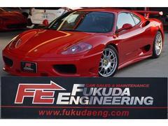 フェラーリ 360モデナ F1 RSD エアロ