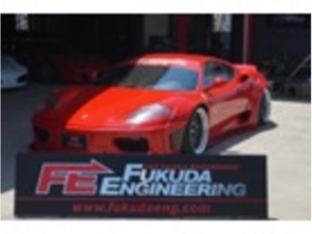 フェラーリ モデナLBパフォーマンス ボディKit 6MT