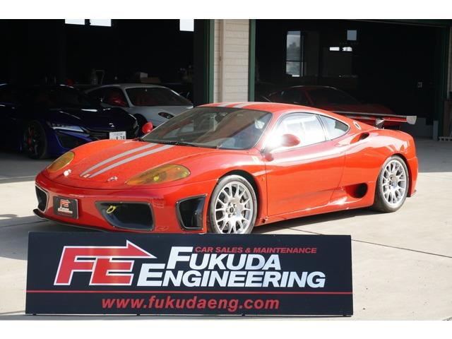 360(フェラーリ)  中古車画像