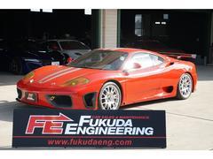 フェラーリ 360チャレンジ 2002yモデル ナンバー付