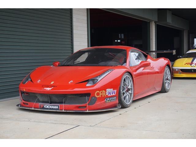 フェラーリ F1 DCT 458チャレンジ国内未登録