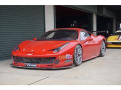 フェラーリ 458イタリアF1 DCT 458チャレンジ国内未登録