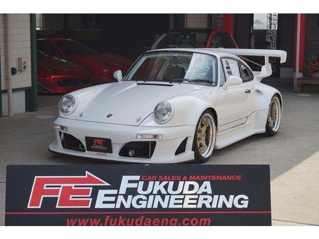 ポルシェ 911SC ディーラー車 ワイドボディ公認