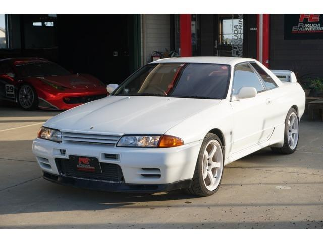日産 GT-R 2.6 4WD ニスモエアロ