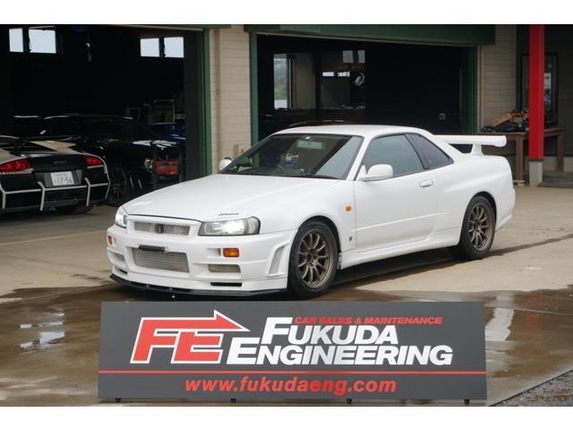 日産 GT-R Vスペック4WD HKSパーツ吸排気ライトチューン