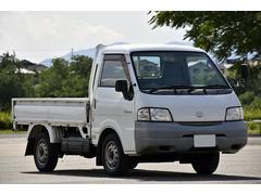 バネットトラックオートマ シングルタイヤ 850kg 平ボディー トラック