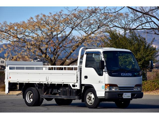 いすゞ  2t 標準ボデー ロング トラック PG 600kgパワーゲート