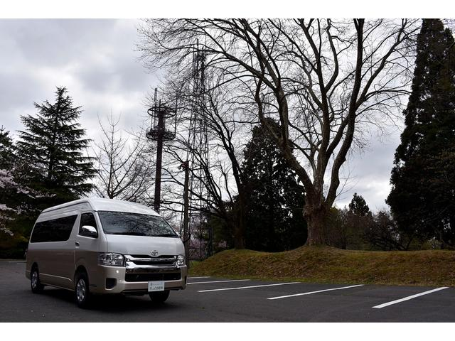 トヨタ グランドキャビン トヨタセーフティセンス 4WD オートスライドドア バックカメラ