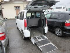 ワゴンRFX福祉車両スローパー電動固定装置つきタイミングチェーン