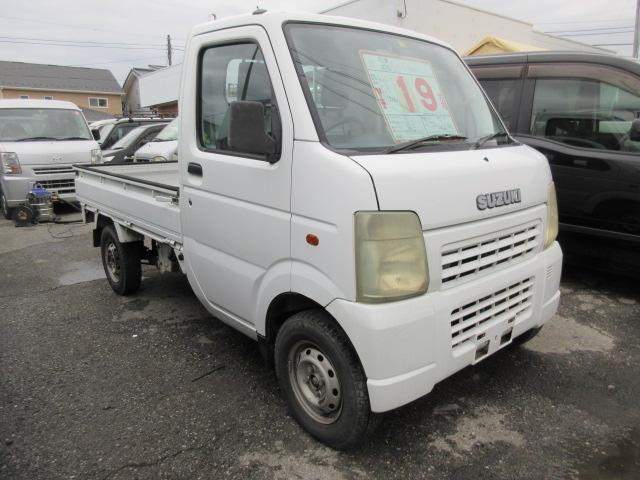 「スズキ」「キャリイトラック」「トラック」「栃木県」の中古車