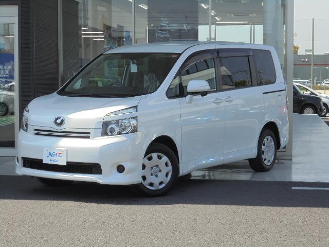 トヨタ トランス-X 両側電動スライド ワンセグSDナビ キーレス