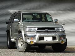 ハイラックスサーフSSR−X Vセレクション パートタイム4WD