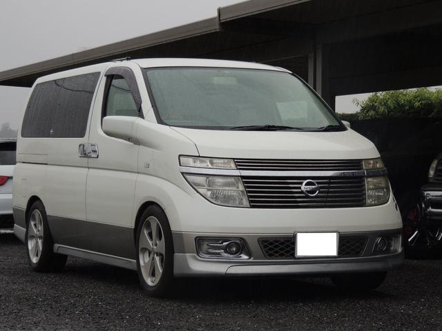 日産 VG TEIN車高調サスペンション HDDナビTV エアロ