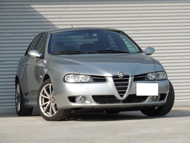 Photo of ALFA_ROMEO ALFA 156 TI 2.0 JTS / used ALFA_ROMEO
