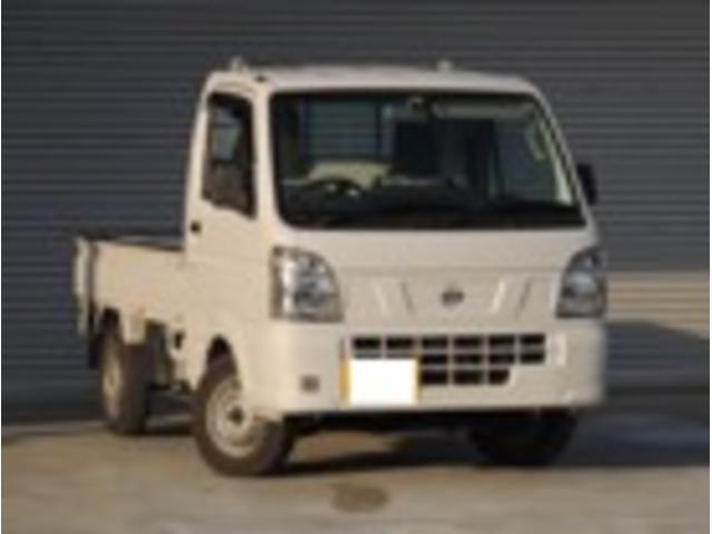 日産 DX 4WD 買取物件