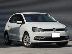 VW ポロTSIコンフォートライン BMT ワンオーナー メーカー保証