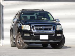 フォード エクスプローラーエディバウアー 4WD