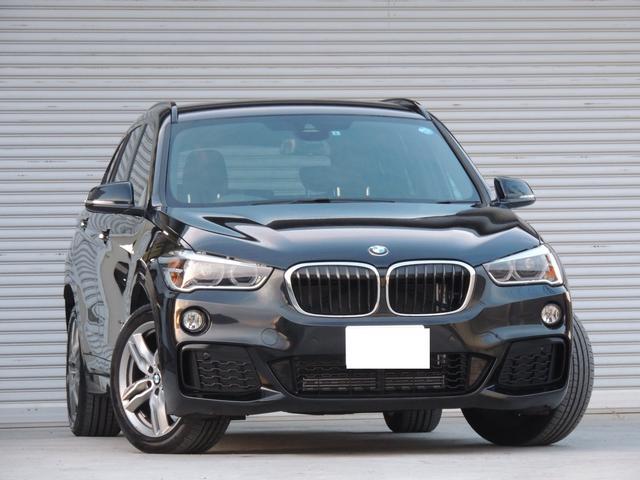 BMW X1 sDrive 18i Mスポーツ ワンオーナー (車...