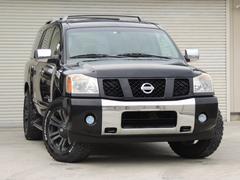 アルマダSE 4WD 1ナンバー登録 新車並行輸入車 実走行距離車