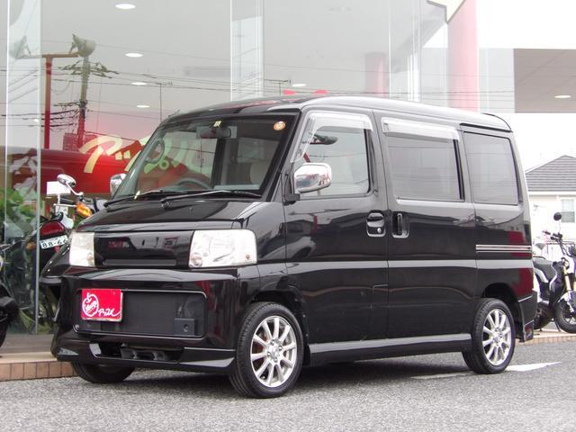 三菱 RX エアロ 社外アルミ リアスポ
