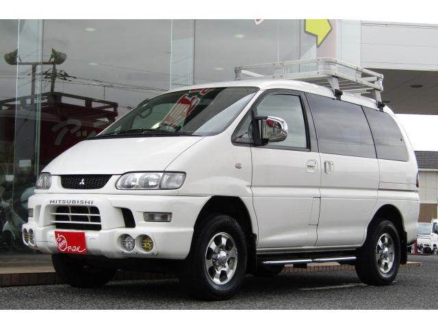 三菱 シャモニー  4WD   オートステップ キャリア