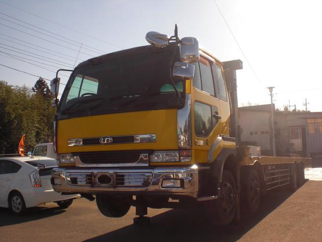 日産ディーゼル 回送車 セルフ 積載12600kg