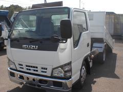 エルフトラック3t ローダーダンプ 排ガス適合車
